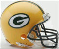 Green Bay Packers Mini Replica Helmet