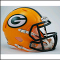 Green Bay Packers Mini Speed Football Helmet
