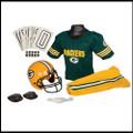 Green Bay Packers NFL Deluxe Youth Uniform Sets