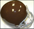 "Green Bay Packers ""Brown"" NFL Full Size Replica Throwback Helmet"