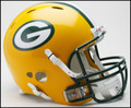 Green Bay Packers Revolution Full Size Authentic Helmet