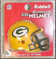 Green Bay Packers NFL Pocket Pro Single Football Helmet