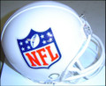 NFL Shield Mini Replica Helmet
