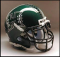Hawaii Warriors Full Size Authentic Schutt Helmet