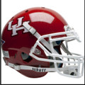 Houston Cougars Authentic Schutt XP Football Helmet
