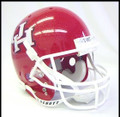 Houston Cougars Full Size Authentic Schutt Helmet