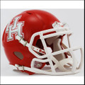 Houston Cougars NCAA Mini Speed Football Helmet