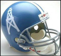 Houston Oilers 1960-62 and Titans 2009-10 TB Full Size Replica Helmet