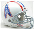 Houston Oilers 1975-80 Throwback Full Size Authentic Helmet