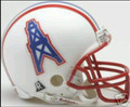 Houston Oilers 1981-96 Throwback Mini Replica Helmet