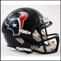Houston Texans Mini Speed Football Helmet
