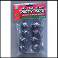 Houston Texans Gumball Helmet Party Pack