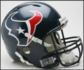 Houston Texans Revolution Full Size Authentic Helmet