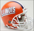 Illinois Fighting Illini Full Size Authentic Helmet