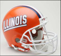 Illinois Fighting Illini Full Size Replica Helmet