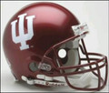 Indiana Hoosiers Full Size Authentic Helmet