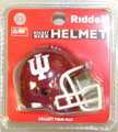Indiana Hoosiers NCAA Pocket Pro Single Football Helmet