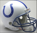 Indianapolis Colts 1995-03 Throwback Full Size Authentic Helmet