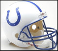 Indianapolis Colts 95-03 Full Size Replica Throwback Helmet