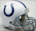 Indianapolis Colts Full Size Authentic Helmet