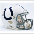 Indianapolis Colts Mini Speed Football Helmet