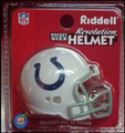 Indianapolis Colts NFL Pocket Pro Single Football Helmet