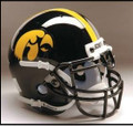 Iowa Hawkeyes Full SIze Authentic Schutt Helmet