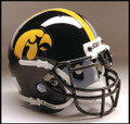 Iowa Hawkeyes Mini Authentic Schutt Helmet