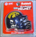 Iowa Hawkeyes NCAA Pocket Pro Single Football Helmet
