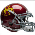Iowa St Cyclones Authentic Schutt XP Football Helmet