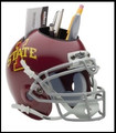 Iowa State Cyclones Helmet Desk Caddy