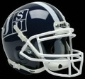 Jackson State Tigers Mini Authentic Schutt Helmet