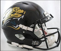 Jacksonville Jaguars 1995-2012 Authentic Revolution Speed Football Helmets