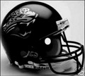 Jacksonville Jaguars 1995-2012 Full Size Authentic Helmet