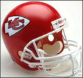 Kansas City Chiefs Full Size Replica Helmet