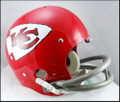 Kansas City Chiefs Full Size TK Suspension Throwback Helmet 1963-73