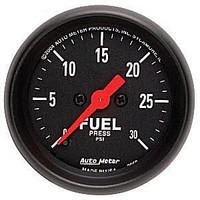 Autometer Z-Series 0-30PSI Fuel Pressure Gauge
