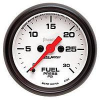 Autometer Phantom 0-30PSI Fuel Pressure Gauge Kit