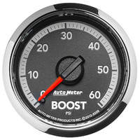 Autometer New Dodge Factory Match Boost Gauge