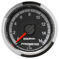 Autometer New Dodge Factory Match Pyrometer