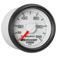 Autometer Dodge Factory Match Drive Pressure Gauge