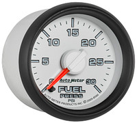 Autometer Dodge Factory Match Fuel Pressure