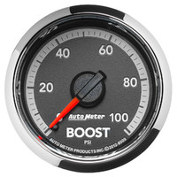 Autometer New Dodge Factory Match Boost Gauge 100PSI