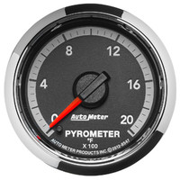 Autometer New Dodge Factory Match Pyrometer 2000