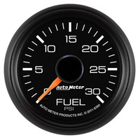 Autometer GM Factory Match Fuel Pressure 30PSI