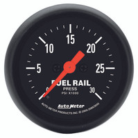 Autometer Z-Series 0-30K Rail Pressure Gauge