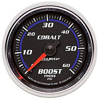 Autometer Cobalt 0-60PSI Boost Gauge