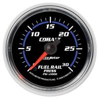Autometer Cobalt 0-30K PSI Rail Pressure Gauge