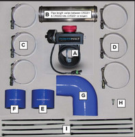 PowerHalt Positive Air Shut Off - 07.5-09 Dodge Cummins - Manual