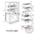 Dometic Refrigerator Crisper Bins 2932621077 (2932621077)